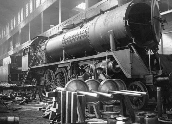 Fot. Muzeum Kolejnictwa w Jaworzynie Śląskiej