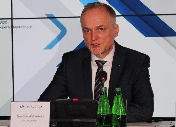 """Prezes Warsewicz: """"Umacniamy się na niekwestionowanej przez nikogo pozycji lidera rynku"""""""