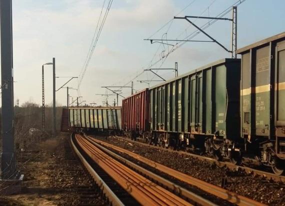 Fot. Linia 351 odcinek Poznań- Wronki