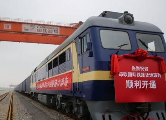 Fot. China Railway