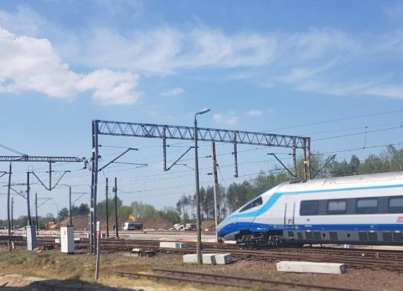 PLK: Kolej na prędkość powyżej 200 km/h na polskich torach