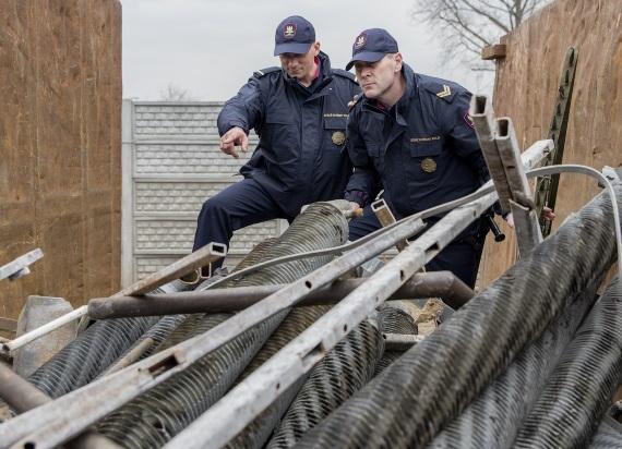 Fot. Komenda Główna Straży Ochrony Kolei