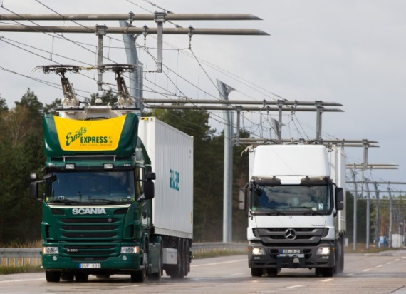 """Trakcja PRKiI uczestniczy w budowie """"elektrycznej autostrady – eHighway"""" w Niemczech"""