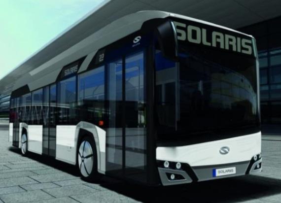 Włoskie Bolzano zamawia 12 wodorowych Solarisów Urbino 12 hydrogen