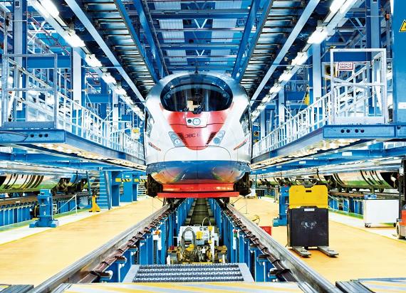 Siemens Mobility dostarczy 13 nowych pociągów Velaro do Rosji – wartość kontraktu ponad 1 mld EUR