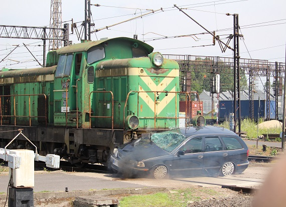 W 2019 roku najmniej wypadków na kolei od lat!