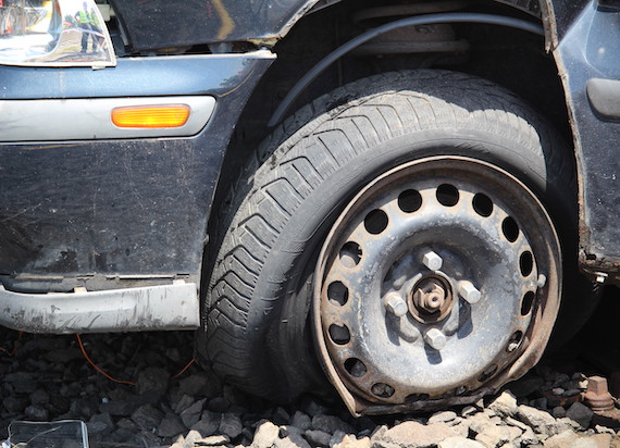 Dolnośląskie: Wypadek na przejeździe kolejowym. Zginęło 5 osób