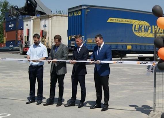 PKP Cargo: Zakończono trzeci etap modernizacji terminalu Paskov w Republice Czeskiej