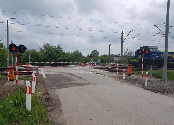 PLK: Bezpieczniejsze przejazdy na Lubelszczyźnie