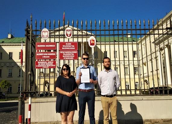 Darmowa komunikacja miejska w Warszawie w święta państwowe? Petycja do Rady Miasta