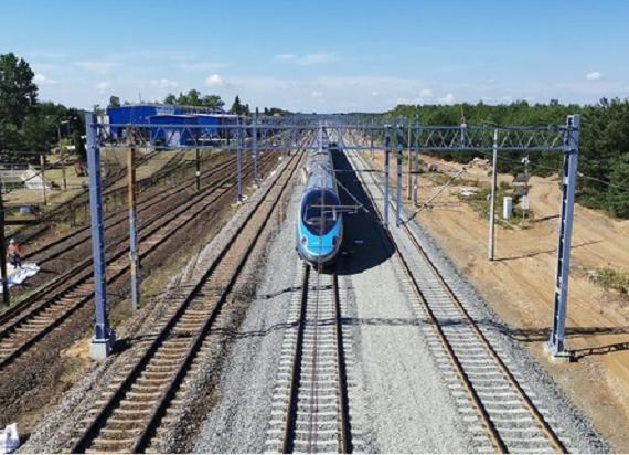 Po nowych torach na CMK – zmienia się stacja Idzikowice
