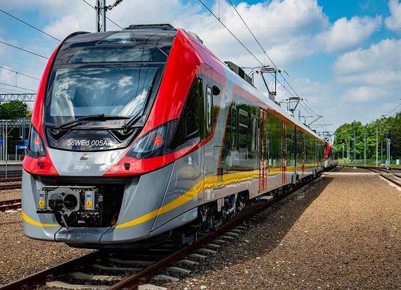 ŁKA planuje zakup trzech nowych pociągów hybrydowych