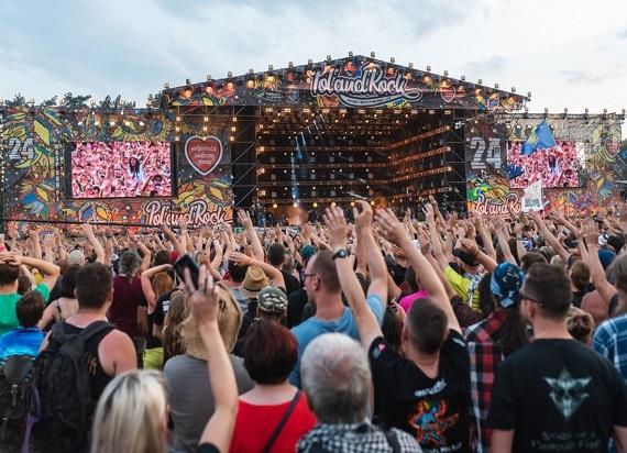 Kolej przygotowuje podróże na Pol'And'Rock Festival