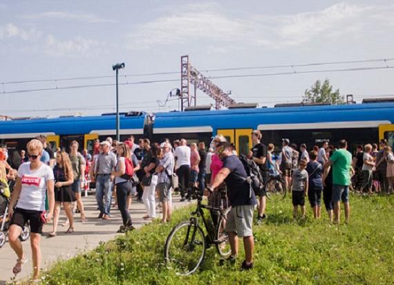 Koleje Śląskie: Ponad 1,3 mln więcej podróżnych w pierwszym półroczu