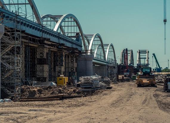 Rail Baltica – czas na drugą nitkę na moście na Bugu