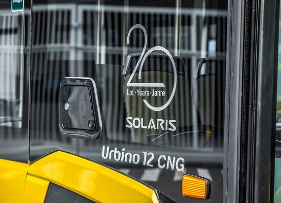 Bielsko-Biała zamawia 26 Solarisów na gaz ziemny