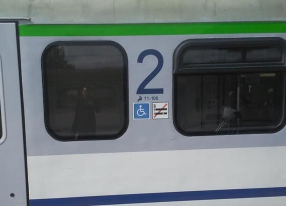Z niepełnosprawnym pasażerem w podróż