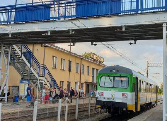 Kolej wraca na północne Mazowsze. Umowa na modernizację trasy Ostrołęka – Chorzele