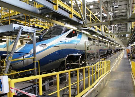 Problemy z utrzymaniem pojazdów kolejowych. Wzrastająca liczba wypadków związanych ze stanem technicznym wagonów