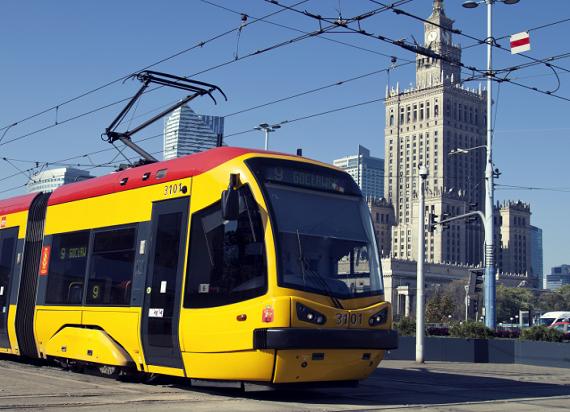 Warszawa: Tramwaje pojadą do Winnicy