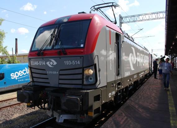 Siemens Vectron przejechał granicę polsko-niemiecką bez zatrzymania [AKTUALIZACJA]