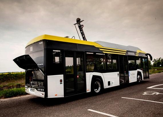 Mediolan wybiera Solarisa na dostawcę nawet 250 autobusów elektrycznych