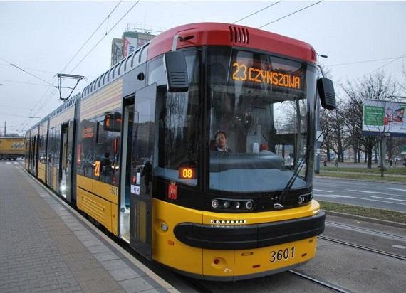 Warszawa: Na Grochowską wracają tramwaje