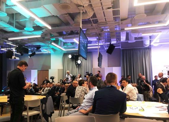 Obywatele dyskutowali o innowacjach na kolei – GovTech Smart PKP