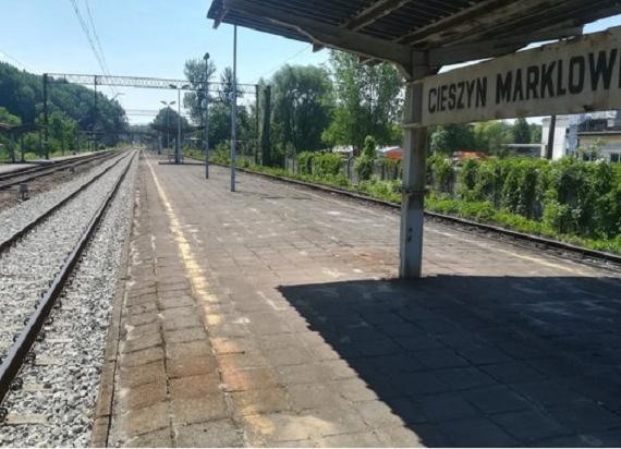 Będą nowe perony między Zebrzydowicami a Cieszynem