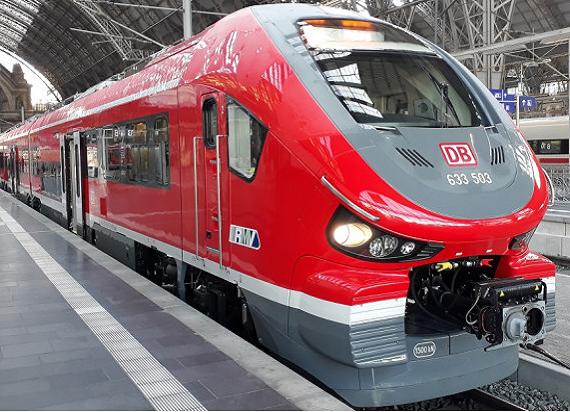 Niemiecka lewica chce zlikwidować I klasę w pociągach