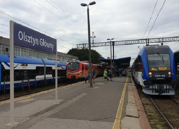 Olsztyn Główny zmieni swoje oblicze. Będzie nowy dworzec!
