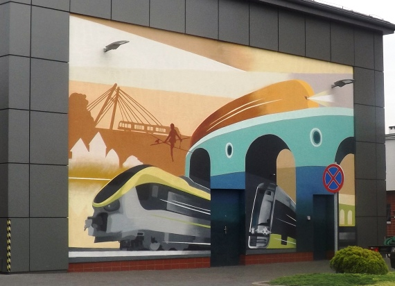 Tu tworzy się historia polskiej kolei – wizyta w Pesa Bydgoszcz