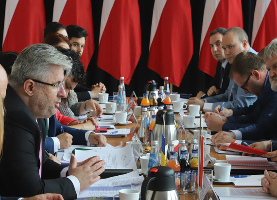 Polsko-rumuńskie rozmowy o współpracy w zakresie transportu kolejowego