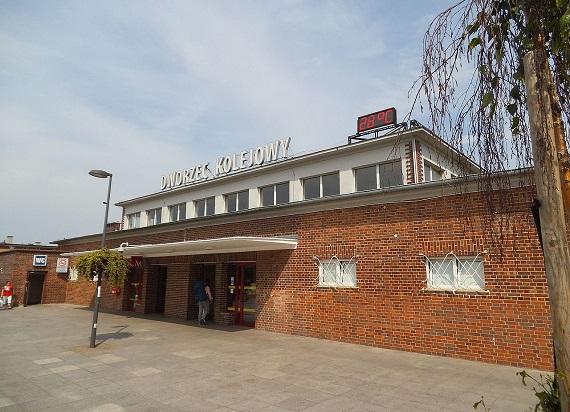 Dworzec kolejowy w Tczewie zostanie zmodernizowany
