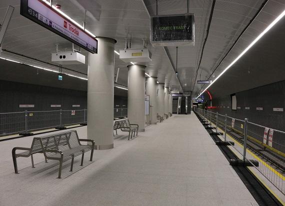 Już w niedziele Metro Warszawskie otworzy nowe stacje II linii metra