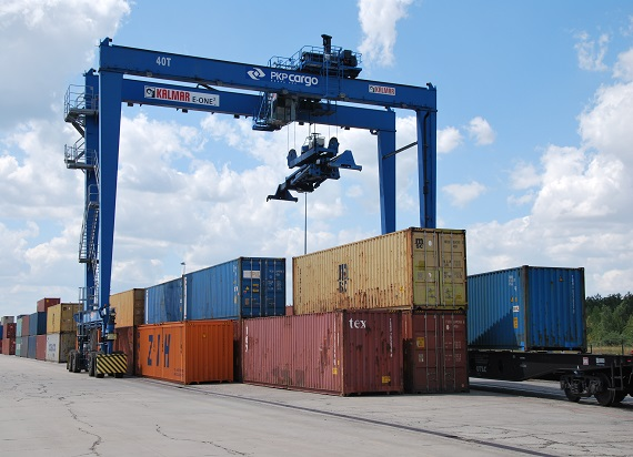 PKP CARGO przygotowuje rozbudowę terminala w Małaszewiczach