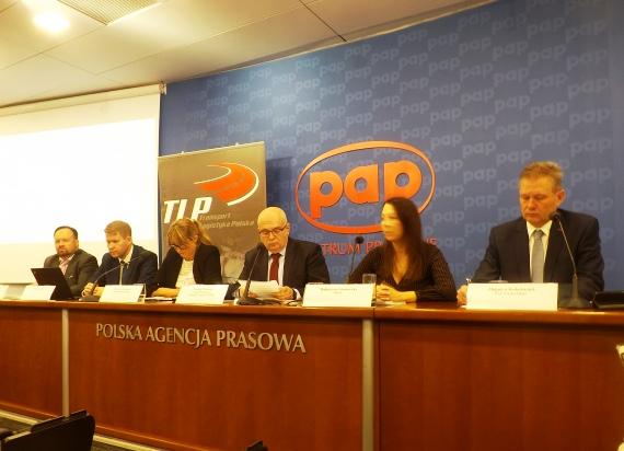 Transport przyszłości – raport TLP nt. przyszłości transportu w latach 2020-2030