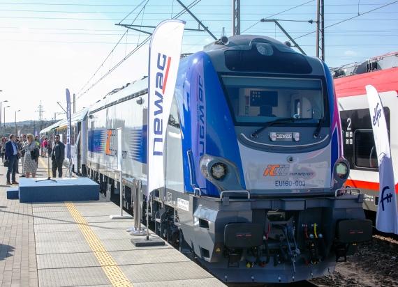 PKP Intercity zakupi dodatkowo 10 nowych lokomotyw od firmy NEWAG