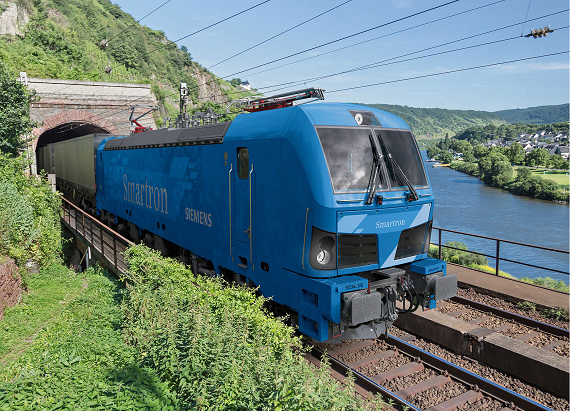 Siemens Mobility wchodzi na nowe rynki z lokomotywą Smartron – nowe zamówienia
