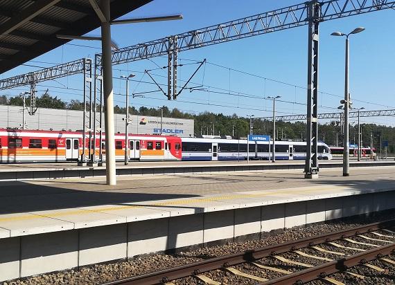 Kolejowe podróże z Łodzi do Kutna – będą sprawniejsze przejazdy w regionie