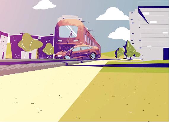 Bezpieczne przejazdy – film edukacyjny UTK skierowany do kierowców