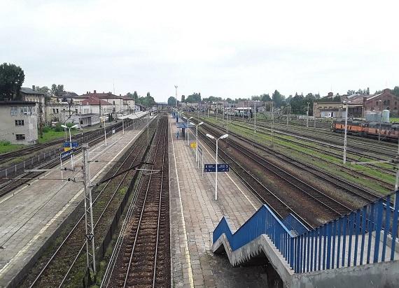 Z nowej stacji Czechowice-Dziedzice szybciej do Czech i w Beskidy