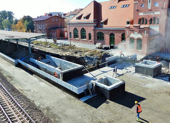 Linia Malbork – Gardeja zapewni dobre podróże koleją