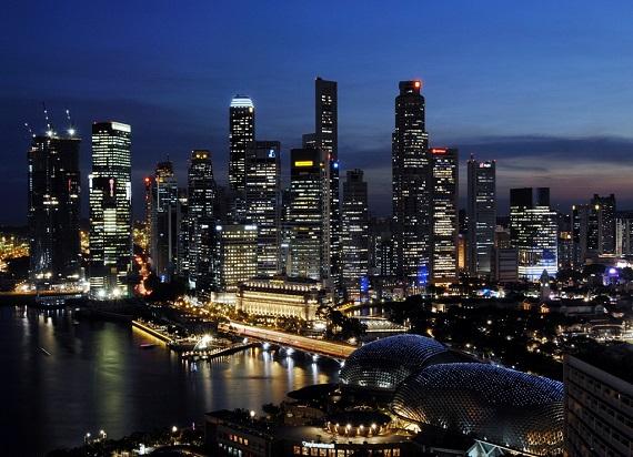 Siemens Mobility stworzy centrum sygnalizacyjne na linii Downtown Line w Singapurze