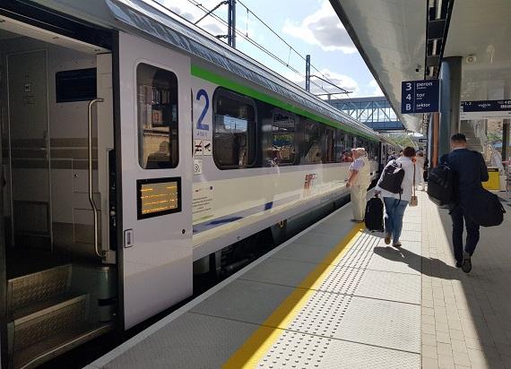 20 października – korekta rozkładu jazdy na kolei