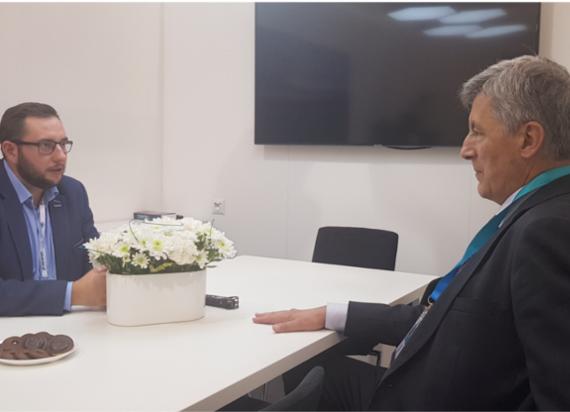 Jaka przyszłość czeka Siemens Mobility? Krzysztof Celiński w rozmowie z portalem nakolei.pl