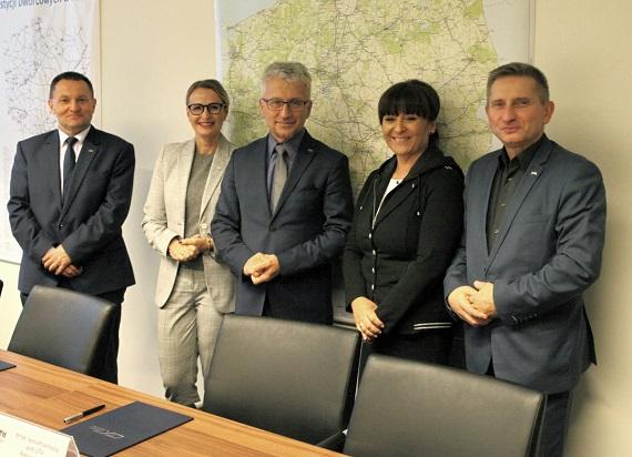 Porozumienie pomiędzy UTK a Uczelnią Techniczno-Handlową