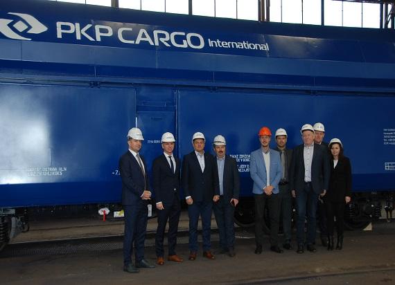 PKP CARGO International – od przewoźnika bocznicowego do operatora intermodalnego