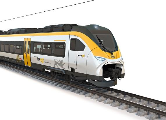DB Regio zamówiło 7 nowych pociągów Mireo od Siemens Mobility