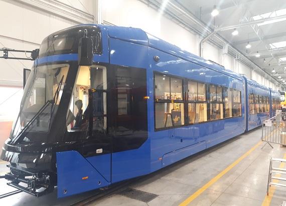 Pierwszy tramwaj Stadlera już wkrótce w Krakowie
